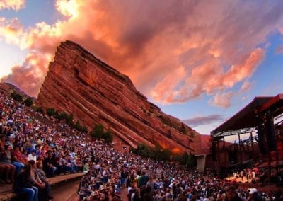 Red Rocks: Follow-Up