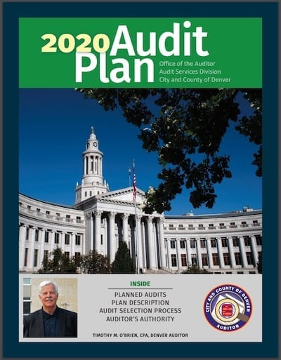 2020 audit plan cover