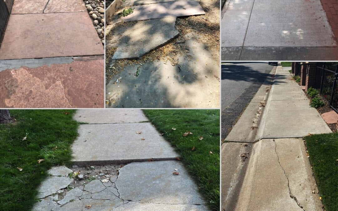 Neighborhood Sidewalk Repair Program
